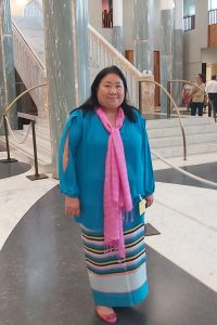Ying in Parliament House